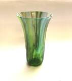 Fused and slumped glass (200mmH x 125mmW)