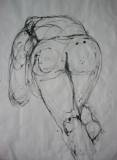 Indian ink on paper