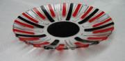 fused glass (250mm diameter)