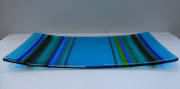 fused and slumped glass (170mm x 380mm)