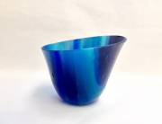 Fused and slumped glass (100mmH x 120mm W)