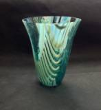 Fused and slumped glass (150mmH x 125mmW)