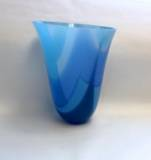 Fused and slumped glass (150mmH x 126mmW)