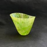 Fused and slumped glass (100mmH x 120mmW)